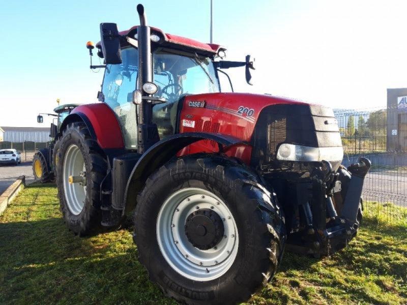 Traktor tip Case IH PUMA 200, Gebrauchtmaschine in VOUZIERS (Poză 1)