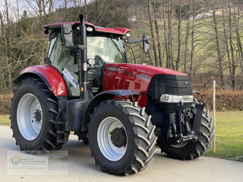 Traktor des Typs Case IH Puma 200, Gebrauchtmaschine in Sankt Georgen am Walde (Bild 1)