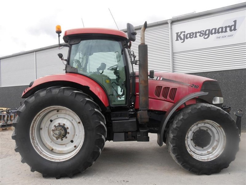 Traktor типа Case IH Puma 210, Gebrauchtmaschine в Aalborg SV (Фотография 8)