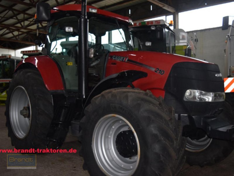 Traktor a típus Case IH Puma 210, Gebrauchtmaschine ekkor: Bremen (Kép 1)