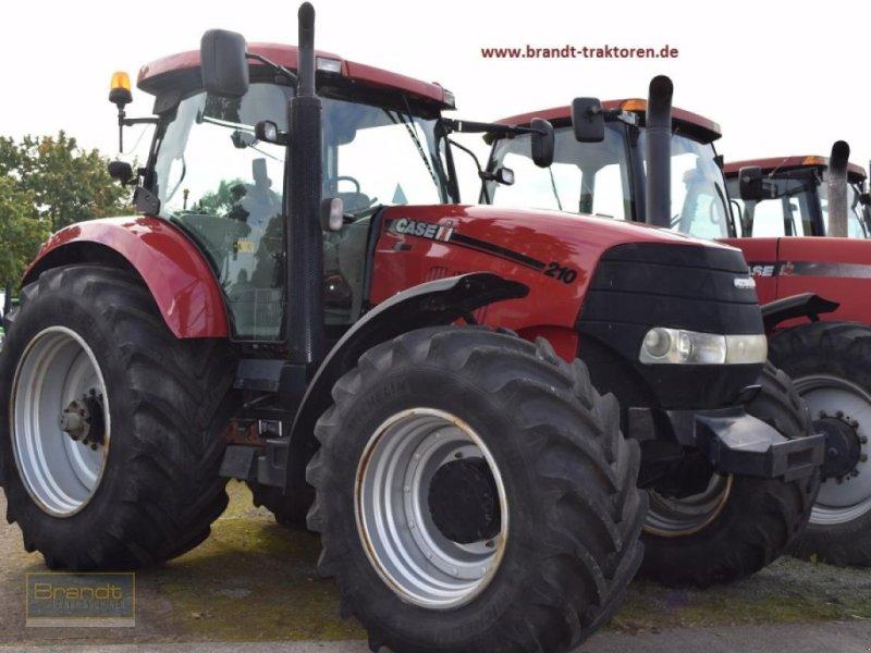 Traktor tip Case IH Puma 210, Gebrauchtmaschine in Bremen (Poză 1)