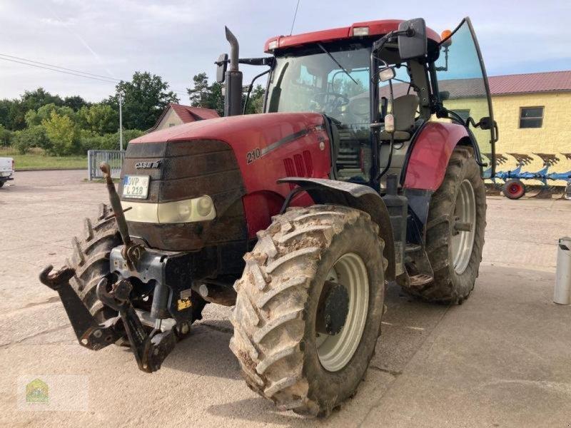 Traktor tip Case IH Puma 210, Gebrauchtmaschine in Salsitz (Poză 1)