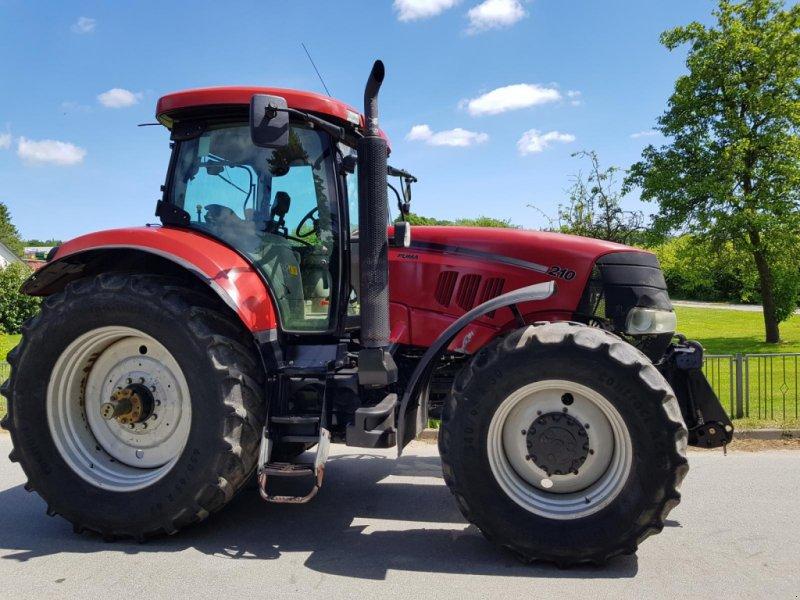 Traktor des Typs Case IH Puma 210, Gebrauchtmaschine in Honigsee (Bild 6)