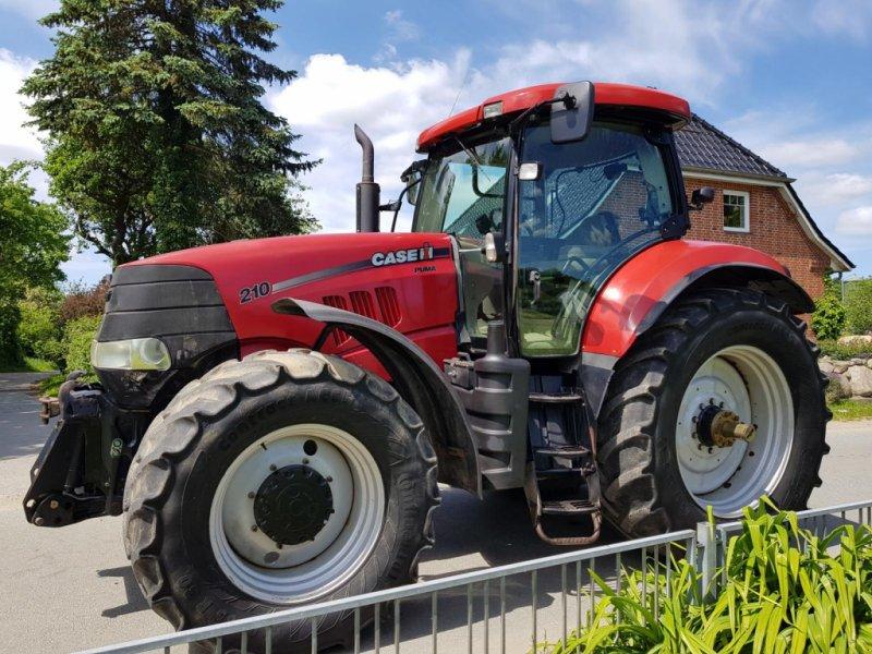 Traktor des Typs Case IH Puma 210, Gebrauchtmaschine in Honigsee (Bild 1)