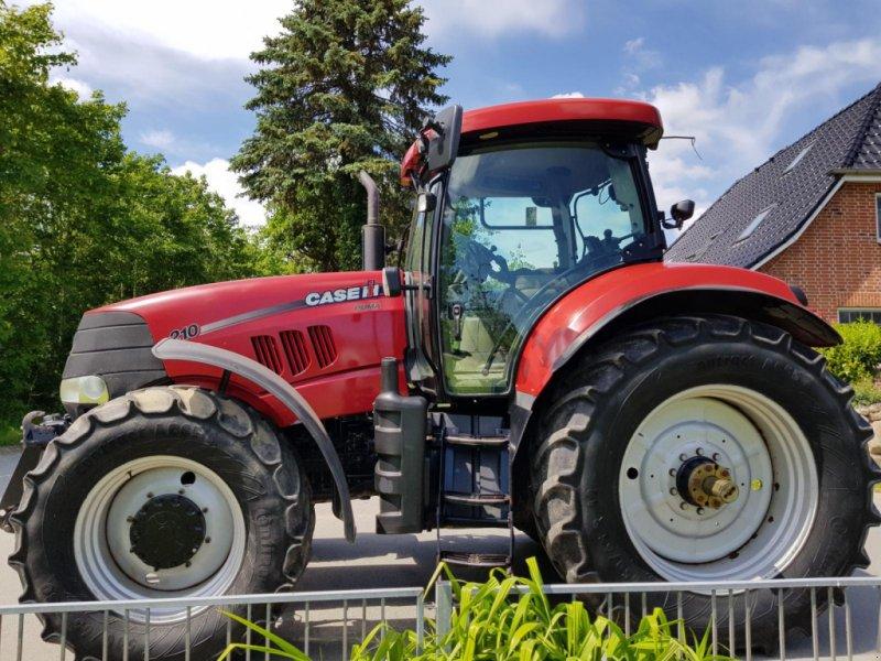 Traktor des Typs Case IH Puma 210, Gebrauchtmaschine in Honigsee (Bild 10)