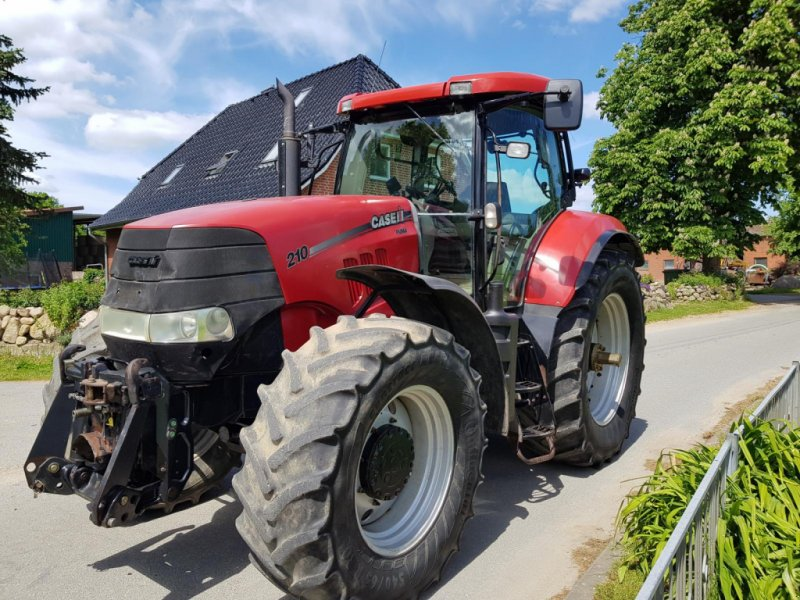 Traktor des Typs Case IH Puma 210, Gebrauchtmaschine in Honigsee (Bild 4)