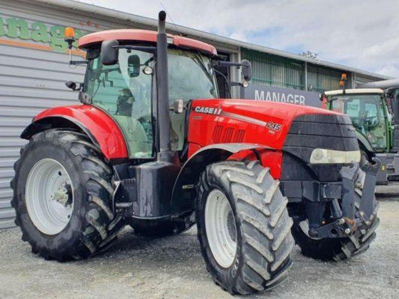 Traktor des Typs Case IH PUMA 215 CVX, Gebrauchtmaschine in PEYROLE (Bild 1)