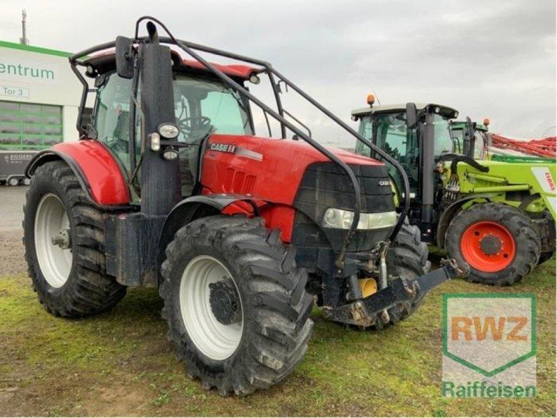 Traktor des Typs Case IH Puma 220 CVX, Gebrauchtmaschine in Kastellaun (Bild 1)