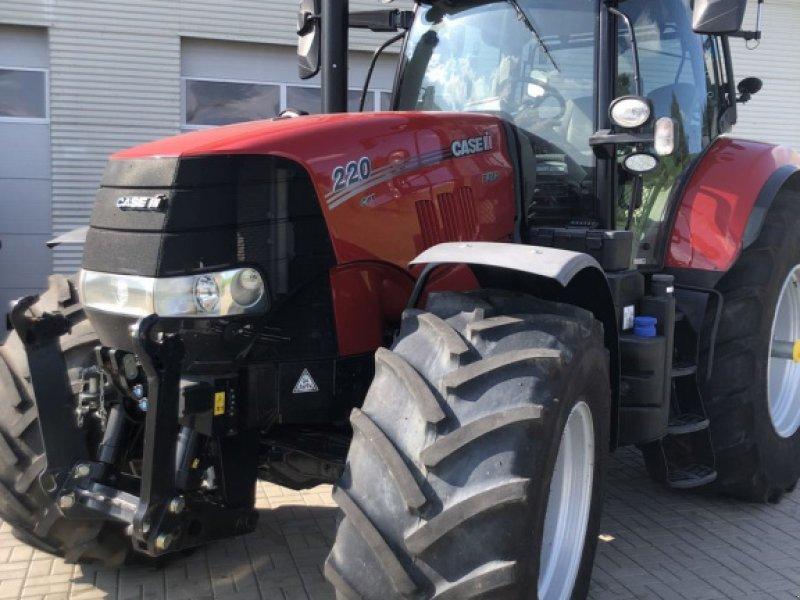 Traktor des Typs Case IH Puma 220 CVX, Gebrauchtmaschine in Traberg (Bild 1)