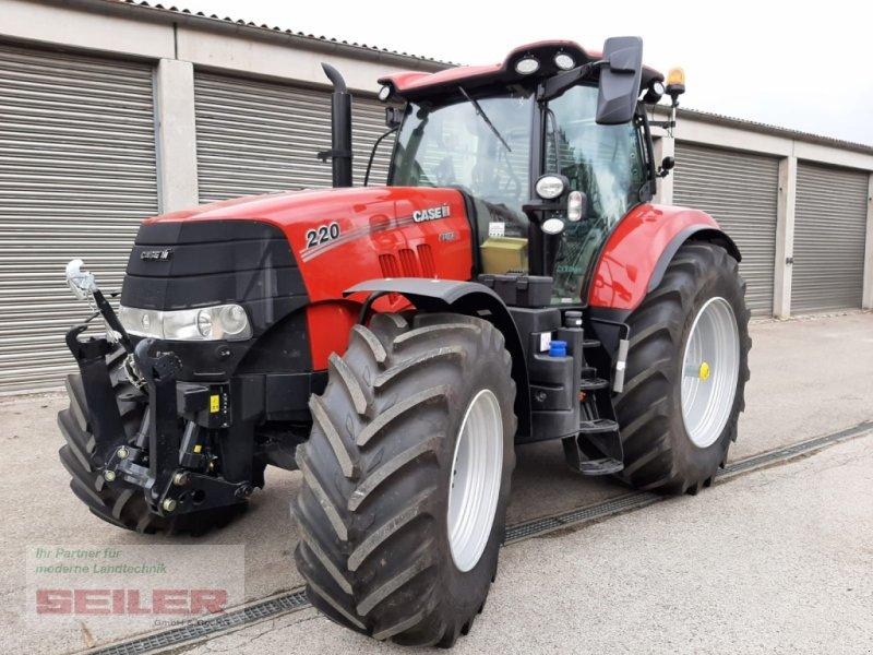 Traktor типа Case IH PUMA 220 CVX, Neumaschine в Ansbach (Фотография 1)