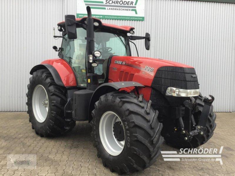 Traktor des Typs Case IH PUMA 220 CVX, Gebrauchtmaschine in Holdorf (Bild 1)