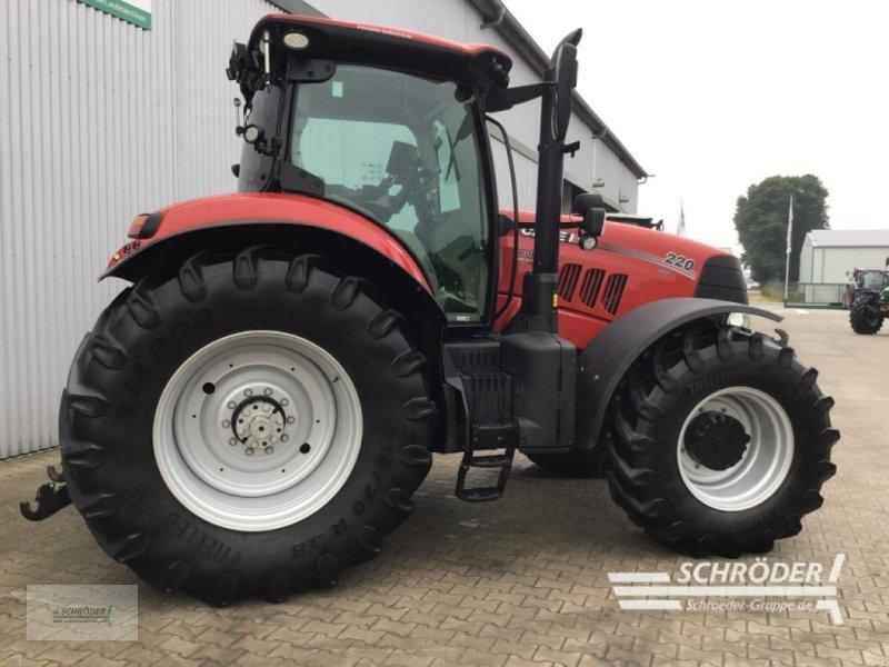 Traktor des Typs Case IH PUMA 220 CVX, Gebrauchtmaschine in Holdorf (Bild 2)