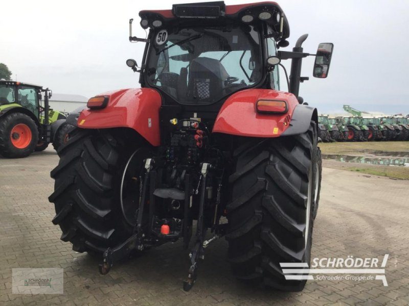 Traktor des Typs Case IH PUMA 220 CVX, Gebrauchtmaschine in Holdorf (Bild 4)