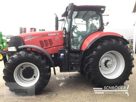 Traktor des Typs Case IH PUMA 220 CVX, Gebrauchtmaschine in Holdorf (Bild 3)