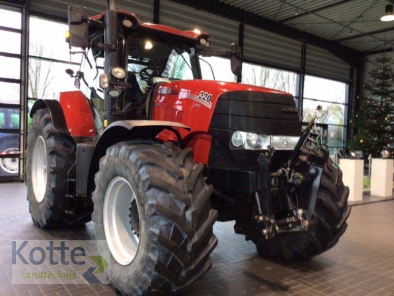 Traktor des Typs Case IH PUMA 220 CVX, Gebrauchtmaschine in Rieste (Bild 1)