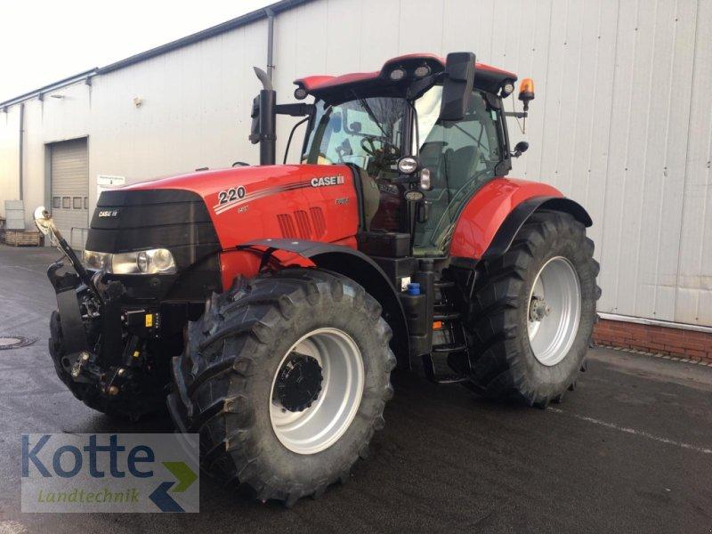 Traktor des Typs Case IH PUMA 220 CVX, Gebrauchtmaschine in Rieste (Bild 3)