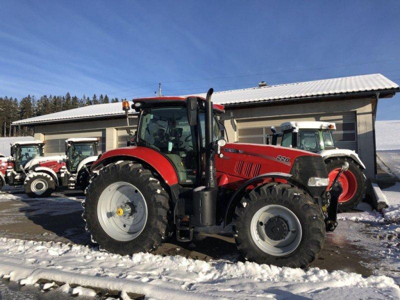 Traktor des Typs Case IH Puma 220 CVXDrive (Stage V), Vorführmaschine in Traberg (Bild 1)