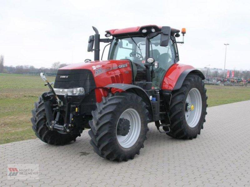 Traktor des Typs Case IH PUMA 220 SCR TMR, Gebrauchtmaschine in Oyten (Bild 1)