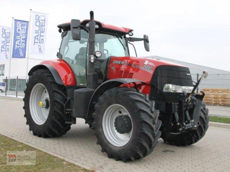 Traktor des Typs Case IH PUMA 220 SCR TMR, Gebrauchtmaschine in Oyten (Bild 3)