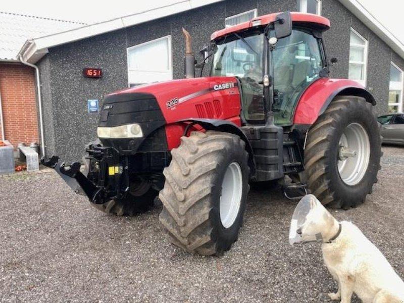 Traktor tip Case IH Puma 225 CVX FRONTLIFT, FRONT PTO, AFF FORAKSEL, Gebrauchtmaschine in Dronninglund (Poză 1)