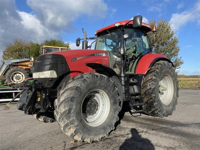 Traktor tip Case IH Puma 225 CVX KUN 4500 TIMER OG KLAR TIL AUTOSTYRING!, Gebrauchtmaschine in Aalestrup (Poză 1)