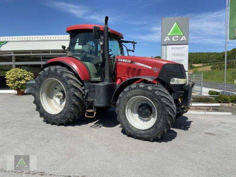 Traktor des Typs Case IH Puma 230 CVX Komfort, Gebrauchtmaschine in Markt Hartmannsdorf (Bild 1)