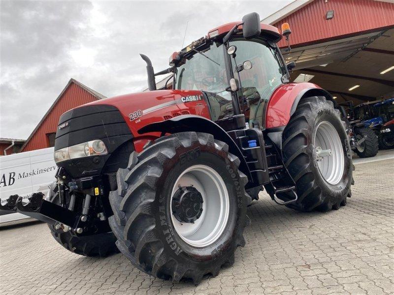 Traktor a típus Case IH puma 230 cvx NYE DÆK OG KUN 5800 TIMER!, Gebrauchtmaschine ekkor: Aalestrup (Kép 1)