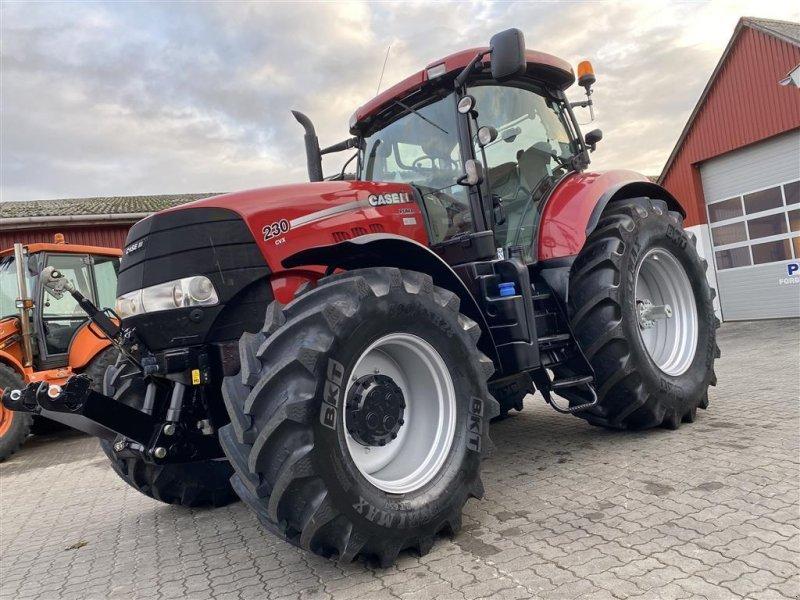Traktor tip Case IH puma 230 cvx NYE DÆK OG KUN 5800 TIMER!, Gebrauchtmaschine in Aalestrup (Poză 1)