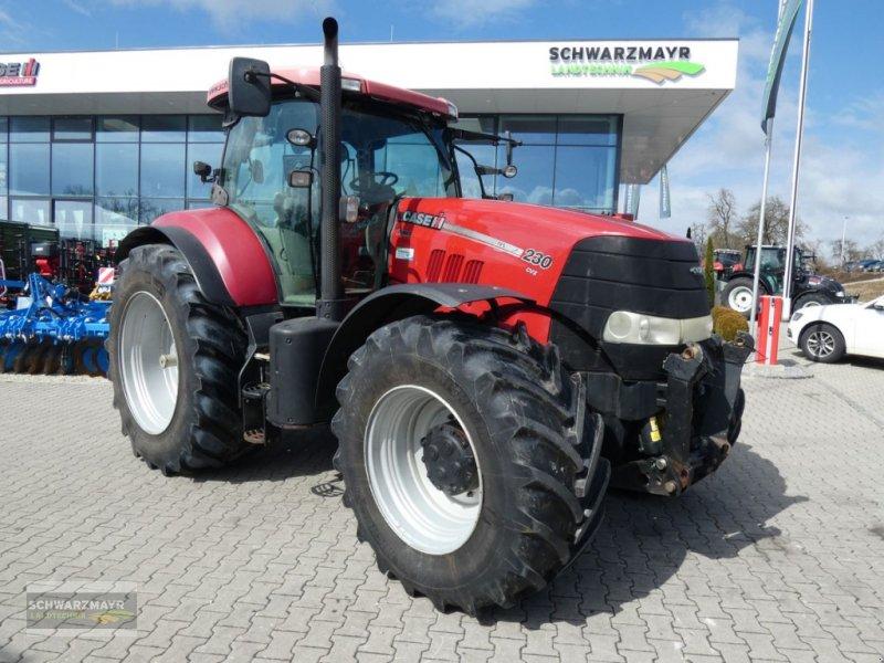 Traktor des Typs Case IH Puma 230 CVX Profi, Gebrauchtmaschine in Aurolzmünster (Bild 1)