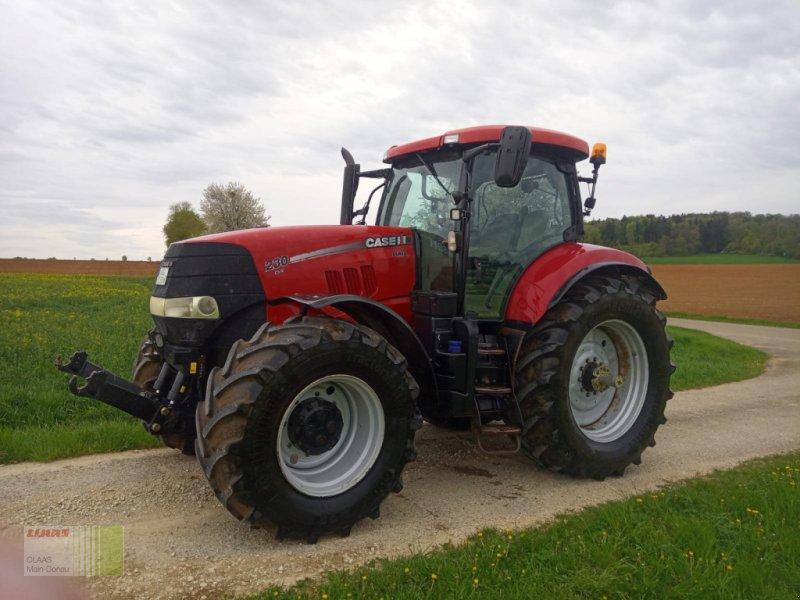 Traktor des Typs Case IH Puma 230 CVX, Gebrauchtmaschine in Wassertrüdingen (Bild 1)