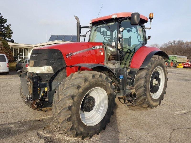 Traktor des Typs Case IH Puma 230 CVX, Gebrauchtmaschine in MARKERSDORF (Bild 1)