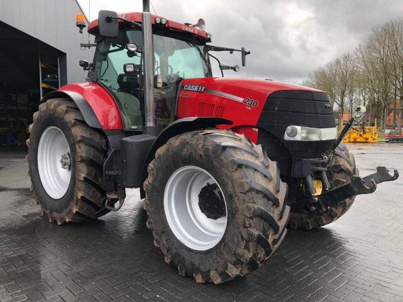 Traktor типа Case IH Puma 230 CVX, Gebrauchtmaschine в Valthermond (Фотография 1)
