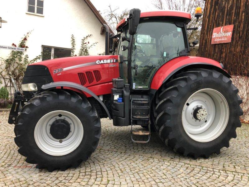 Traktor des Typs Case IH Puma 230 CVX, Gebrauchtmaschine in Schwandorf (Bild 1)