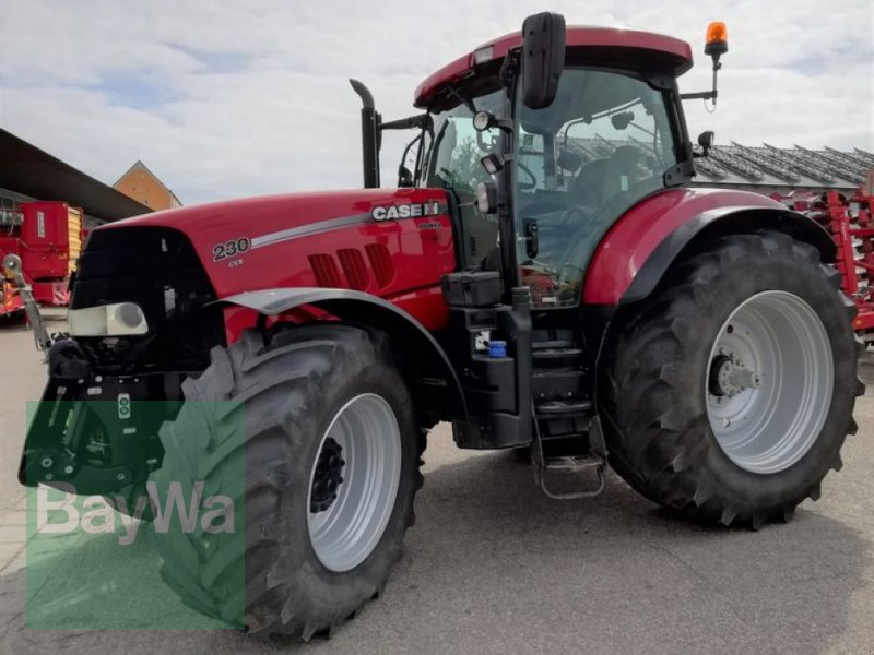 Traktor des Typs Case IH PUMA 230 CVX, Gebrauchtmaschine in Abensberg (Bild 1)
