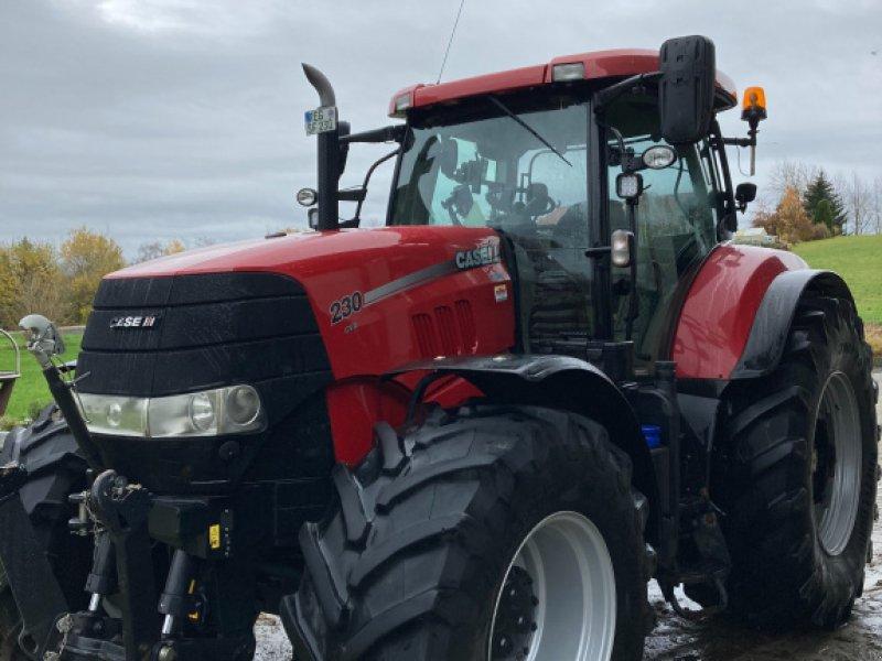 Traktor des Typs Case IH Puma 230 CVX, Gebrauchtmaschine in Gotteszell (Bild 1)