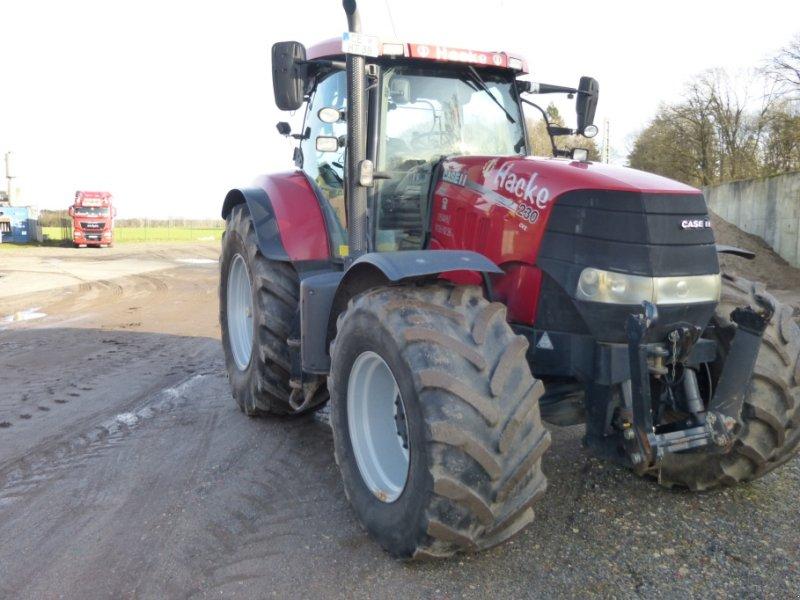 Traktor a típus Case IH Puma 230 CVX, Gebrauchtmaschine ekkor: Eldingen (Kép 1)
