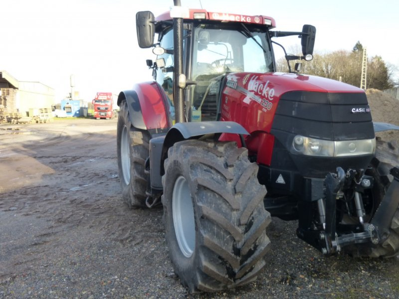Traktor a típus Case IH Puma 230 CVX, Gebrauchtmaschine ekkor: Eldingen (Kép 2)