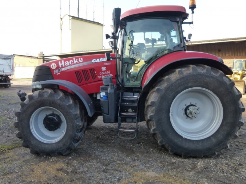 Traktor a típus Case IH Puma 230 CVX, Gebrauchtmaschine ekkor: Eldingen (Kép 4)