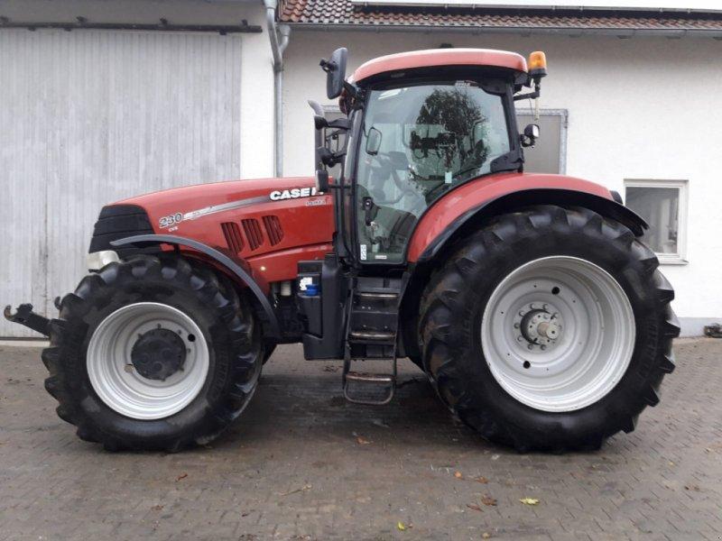 Traktor des Typs Case IH Puma 230 CVX, Gebrauchtmaschine in Kicklingen (Bild 1)