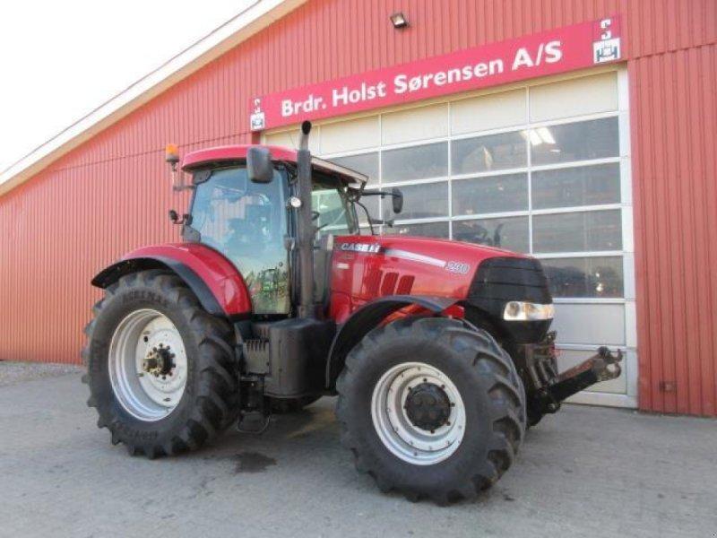 Traktor типа Case IH PUMA 230CVX, Gebrauchtmaschine в Ribe (Фотография 1)