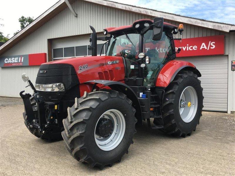 Traktor des Typs Case IH Puma 240 CVX  Ny traktor, Gebrauchtmaschine in Spøttrup (Bild 1)