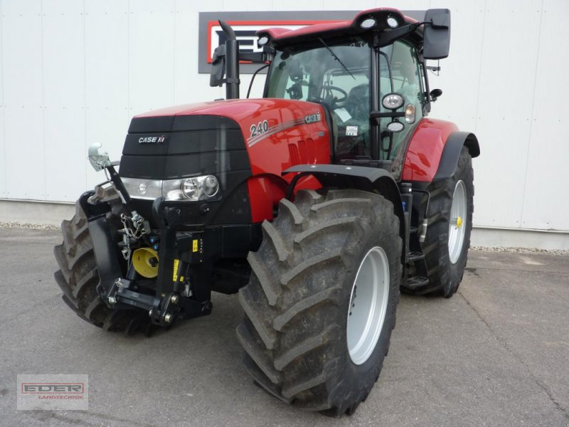 Traktor a típus Case IH Puma 240 CVX V, Neumaschine ekkor: Tuntenhausen (Kép 1)