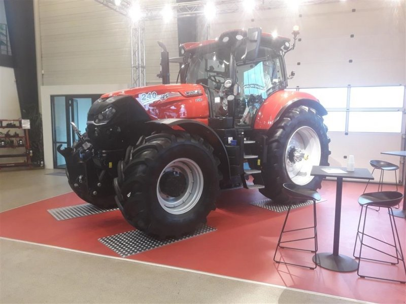 Traktor tip Case IH Puma 240 CVX, Gebrauchtmaschine in Horsens (Poză 1)