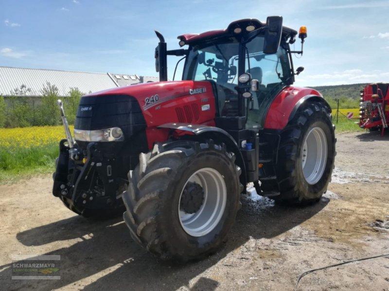 Traktor des Typs Case IH Puma 240 CVX, Gebrauchtmaschine in Aurolzmünster (Bild 1)