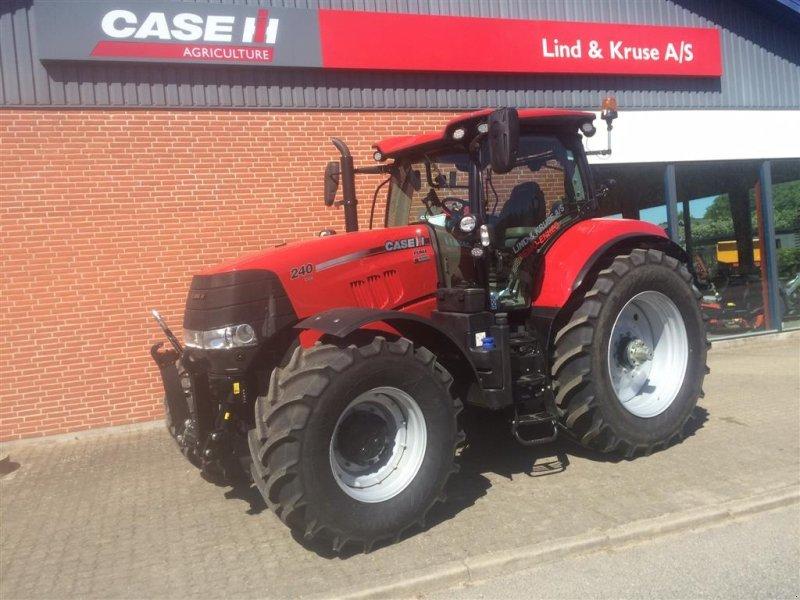 Traktor des Typs Case IH Puma 240 CVX, Gebrauchtmaschine in Bredsten (Bild 1)