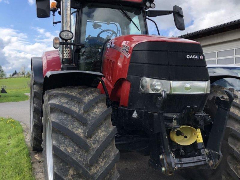 Traktor des Typs Case IH Puma 240 CVX, Gebrauchtmaschine in Traberg (Bild 1)