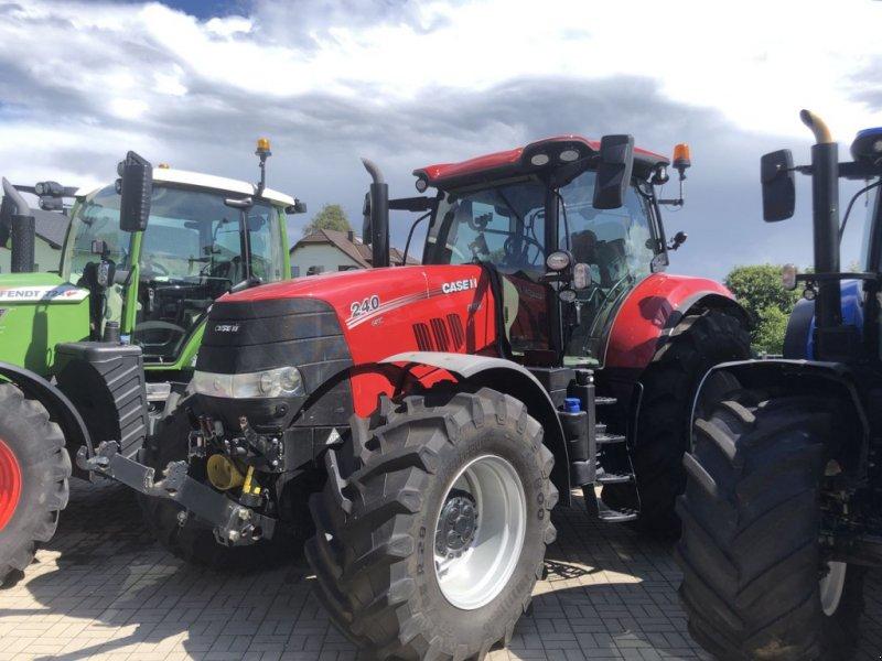 Traktor des Typs Case IH Puma 240 CVX, Vorführmaschine in Traberg (Bild 1)