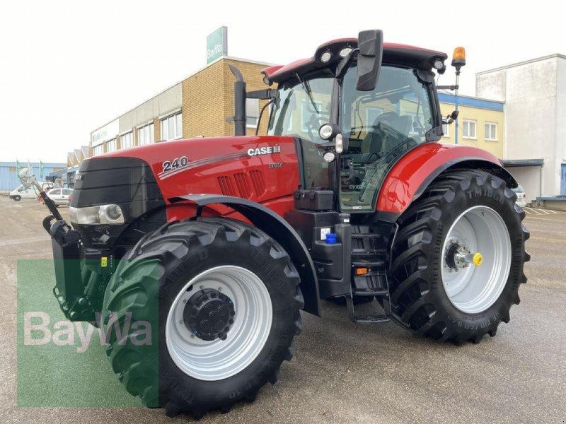 Traktor des Typs Case IH Puma 240 CVX, Gebrauchtmaschine in Obertraubling (Bild 1)