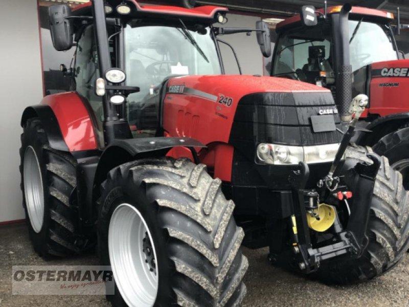 Traktor des Typs Case IH Puma 240 CVX, Gebrauchtmaschine in Rohr (Bild 1)