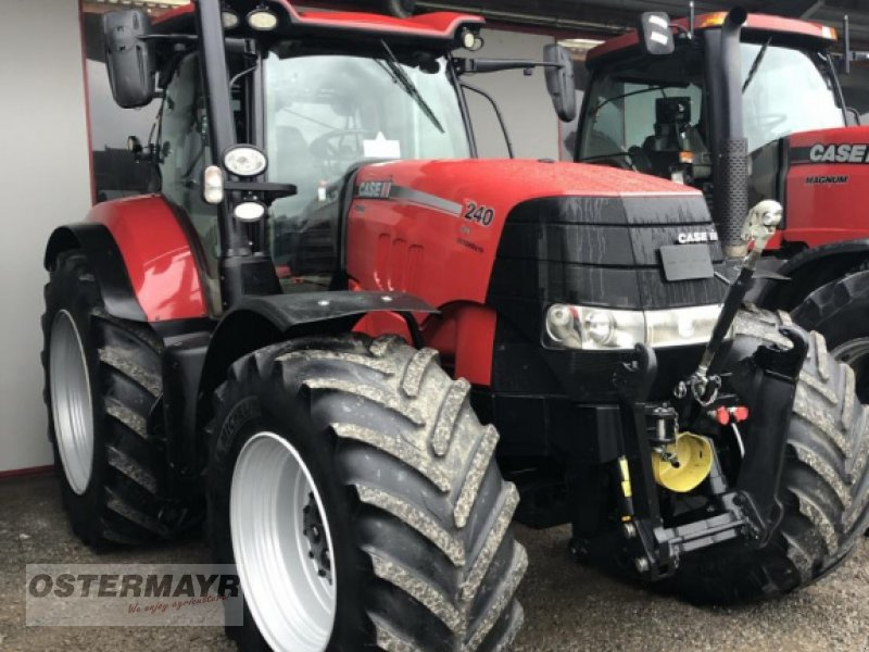 Traktor типа Case IH Puma 240 CVX, Gebrauchtmaschine в Rohr (Фотография 1)